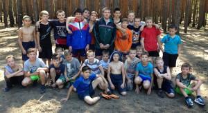 Детский оздоровительный лагерь им. Деева, 2014