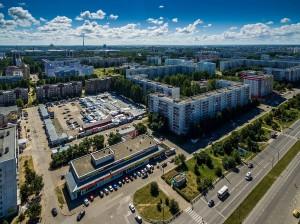 23 мая 2020 года нашему Заволжскому району исполняется 58 лет.