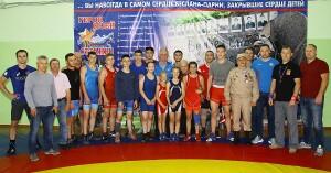 Открытая тренировка по вольной борьбе, СШ им. Д.А. Разумовского, 05 сентября 2020