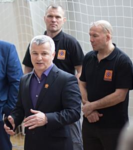 Собрание тренеров вольной и женской борьбы федерации спортивной борьбы, 23 сентября 2020