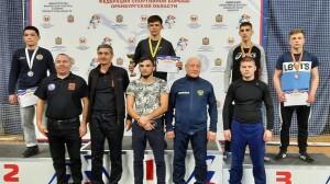 Чемпионат ПФО, г. Оренбург, февраль 2021