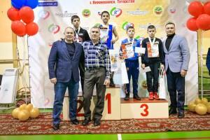 Всероссийский турнир, г. Нижнекамск, февраль 2021