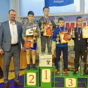 Республиканский турнир, с. Батырево, февраль 2021