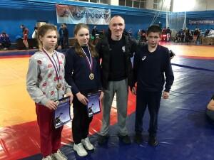 Всероссийские соревнования, г. Брянск, март 2021